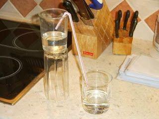 mamamisas welt: Kann Wasser bergauf fließen?