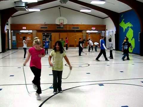 Jump Rope Trick - Partners