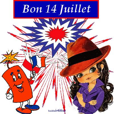 fete national du 14 juillet