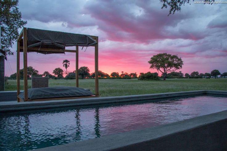 Sunset at Linkwasha
