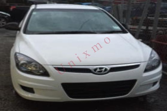 Make:Hyundai Model: i30 Color: White This car has been reregistered. There was a minor damage and repaired professionally and approved by the engineer. All the paper works available. New owner has to pay for the registration fee and on road cost approximately $380.
