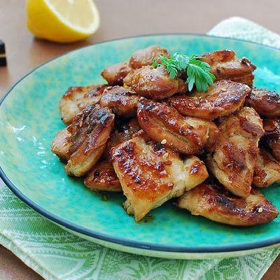 Korean BBQ Chicken) Dak Bulgogi | Recipes | Pinterest