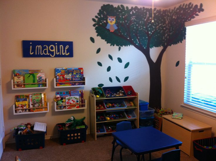 Kids Playroom:)