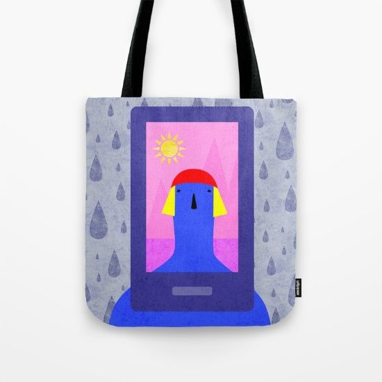 #FILTER Tote Bag by Inmyfantasia