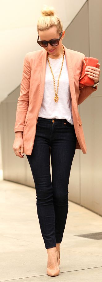 perfect business casual look
