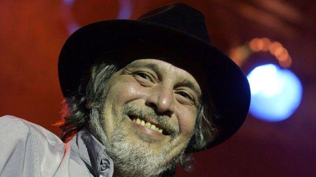 Morre cantor Celso Blues Boy vítima de câncer de garganta, em Joinville (Foto: Arquivo Pessoal)