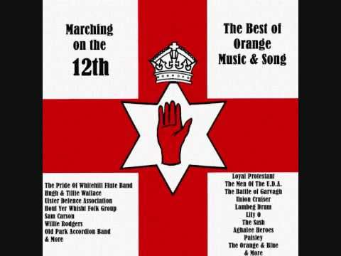 Marching On The 12th - The Best Of Orange Music And Song Playlist