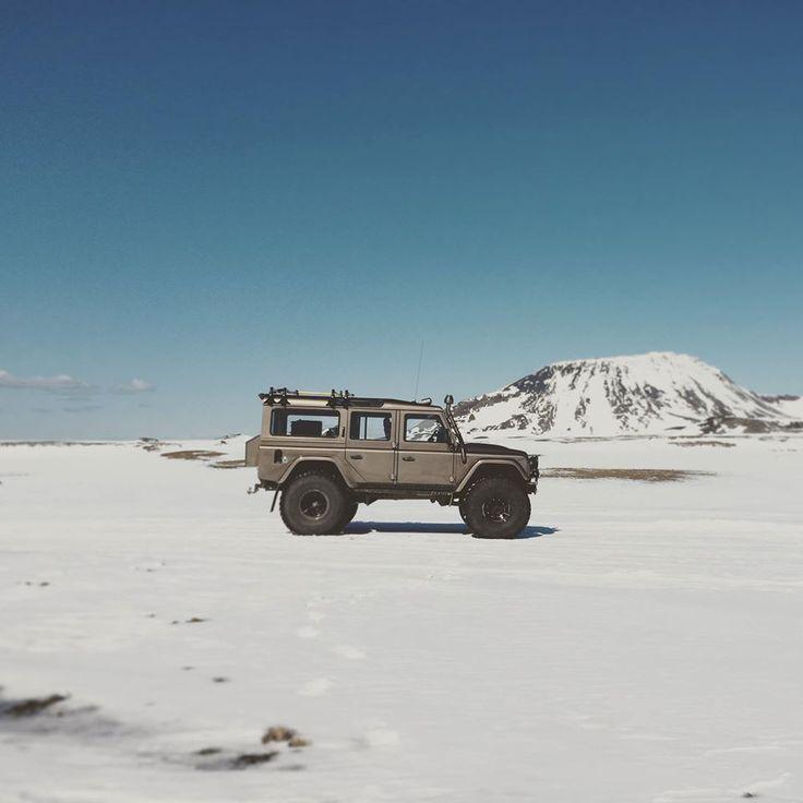 Iceland Rover - Willa Kammerer I Multimedia Storyteller