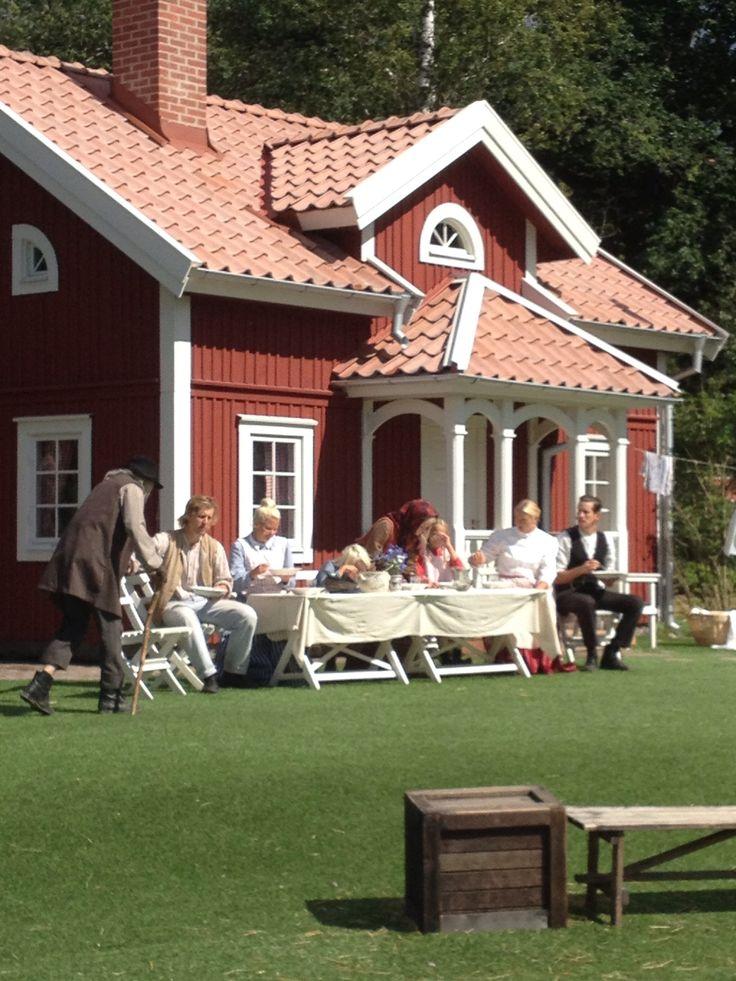 Astrid Lindgrens Värld 2013 aug