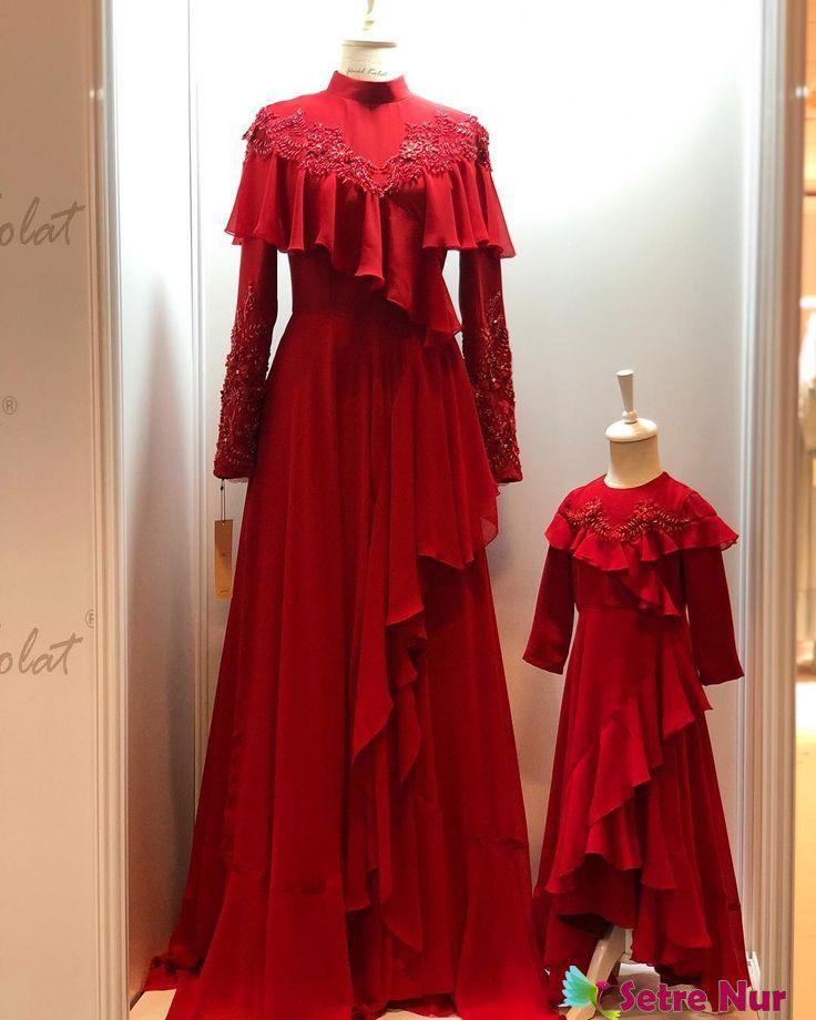 2018 Tesetturlu Soz Abiye Elbise Modelleri Ww Muslim Fashion Dress Womens Fall Dress Fashion Dresses