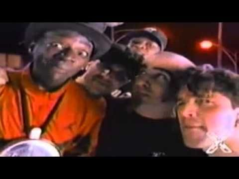 Anthrax and Public Enemy - Bring The Noise (1987)  **Yes I know it's from '87, but I loved this song for practice/shoot around time, so it's in**