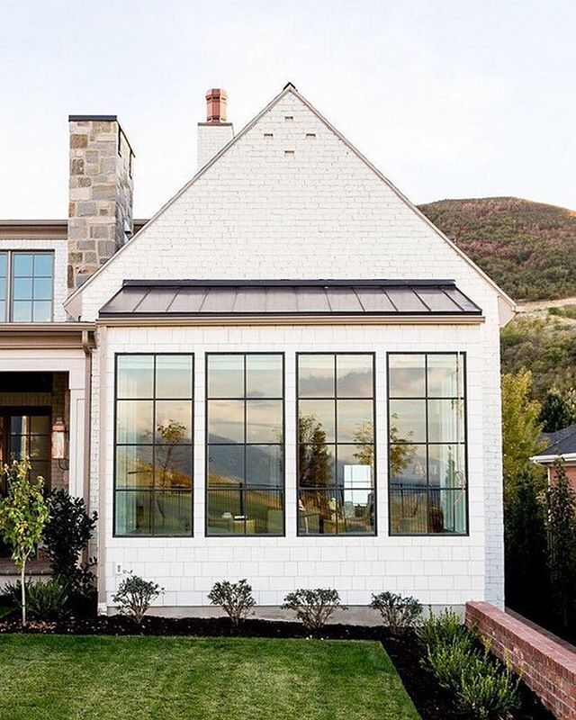90 Incredible Modern Farmhouse Exterior Design Ideas 63: 427 Best Outside Home Ideas Images On Pinterest