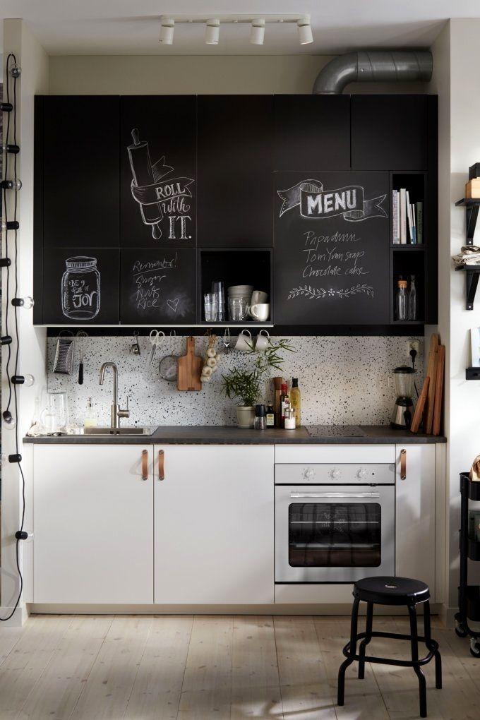 Cuisine Inox Ikea Ideas En 2020 Cuisine Ikea Placard Cuisine Kit Cuisine
