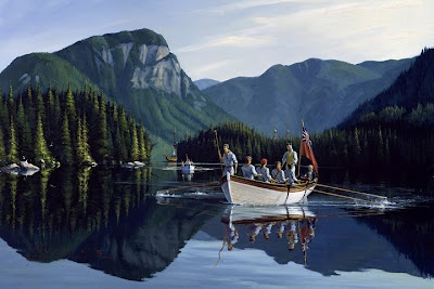 an englishman in squamish: captain vancouver