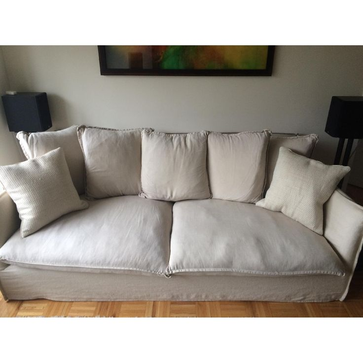 crate  u0026 barrel oasis sofa 89 best sofas images on pinterest   canapes couches and settees  rh   pinterest