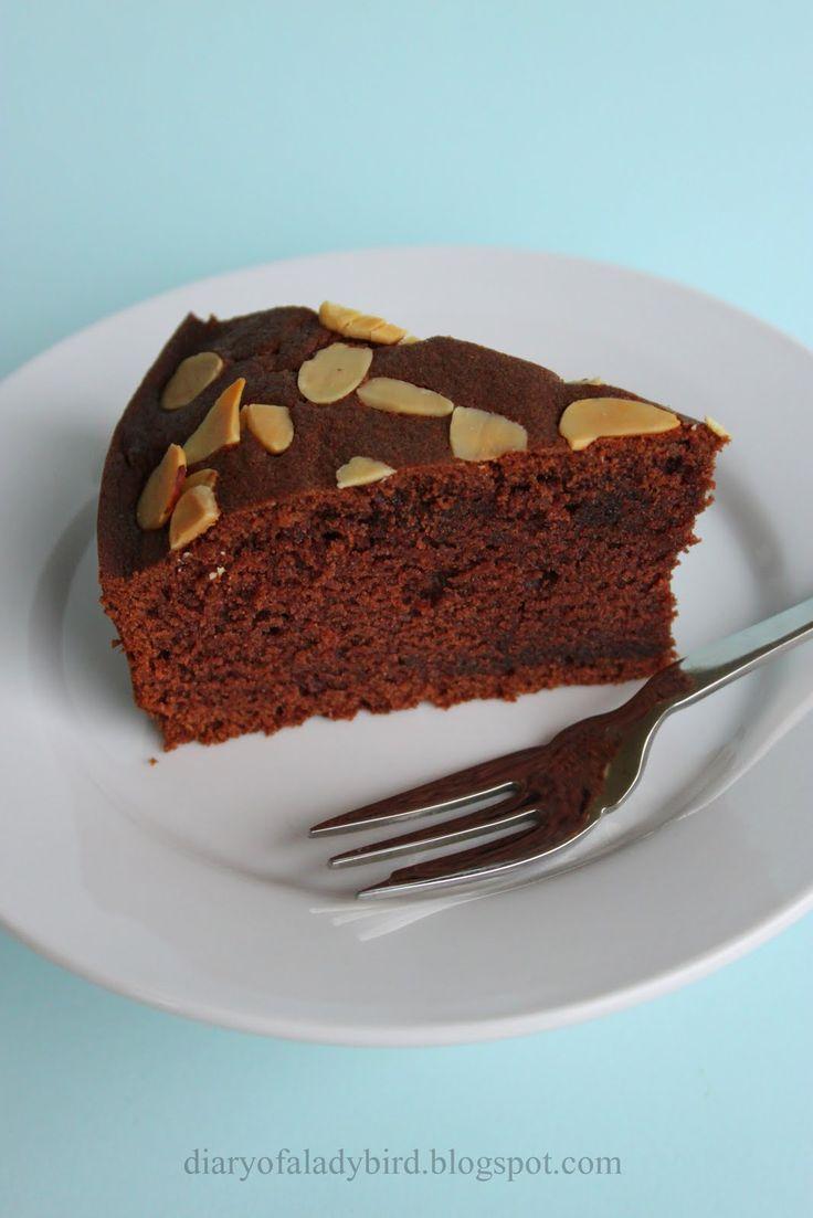 Diary of a Ladybird: Margaret Fulton's Chocolate Cake