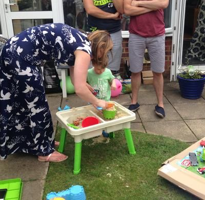 Buy Chad Valley Multi-Functional Play Table at Argos.co.uk, visit Argos.co.uk to shop online for Sandpits and play tables