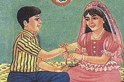 Raksha Bandhan  Rakhi History and Origin