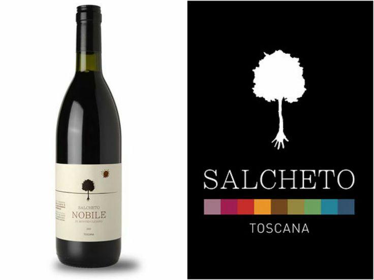 Salcheto: nuova immagine e veste grafica #excellencemagazine #horeca #vino http://goo.gl/reyBd1
