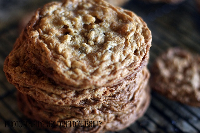 gluten free chocolate chip cookies - ooey gooey chewy!