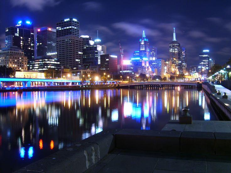 MELBOURNE!!!