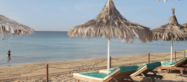 Grecian Bay Hotel Beach - Ayia Napa, Cyprus