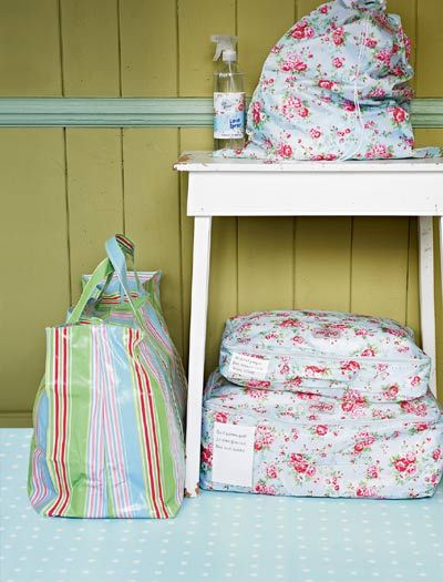 Why choose one Cath Kidston print when you can mix them all together?