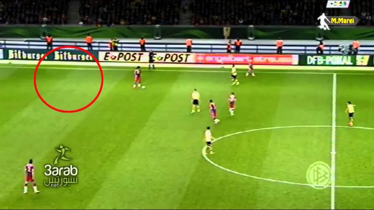 Ghost at Match of BVB Dortmund vs Bayern Munich 0-2 2014 !! | DFB Cup Fi...