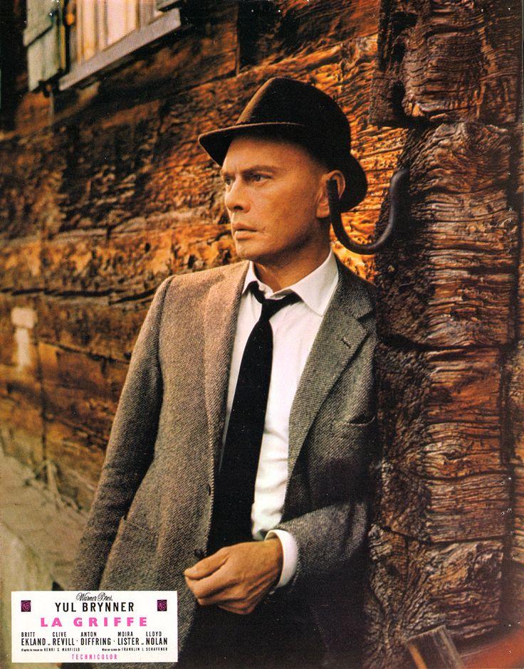 A Year of Spy Films 93/365 The Double Man (1967 United Kingdom) The International Spy Film Guide Score: 8/10 #isfg #spyfilmguide #eurospy #alps #spymovie #spyfilm #brittekland #yulbrunner #doppelganger
