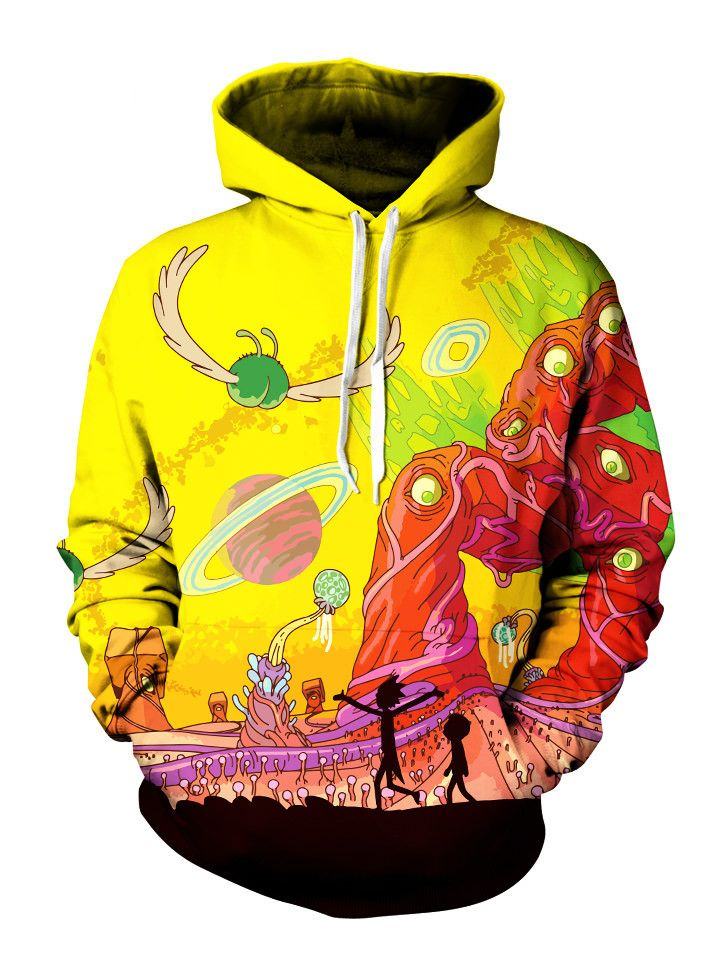 Infinite Possibilities Unisex Hoodie Hoodies men