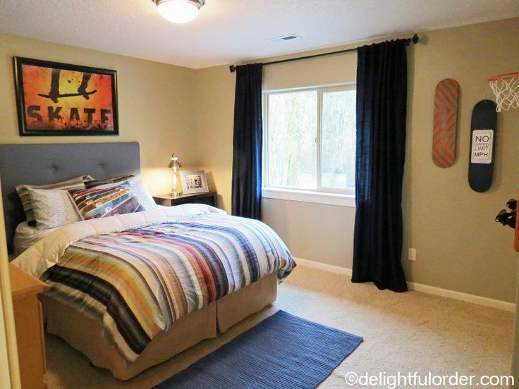 Best 25 skateboard room ideas on pinterest for Boys skateboard bedroom ideas