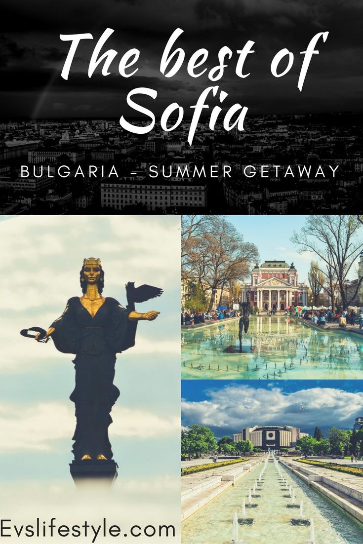 Disclaimer: The photos below are not mine, they are from Sketches of Sofia. Sofia is the capital and the biggest city in Bulgaria. However, compared to most European capitals it is relatively small…