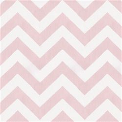 Pink Geometric Fabric by the Yard | Carousel Designs