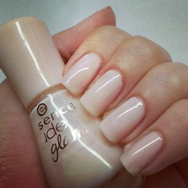 Essence Nude Glam - Cotton Candy ♡ Photo by sweetheartnailart_
