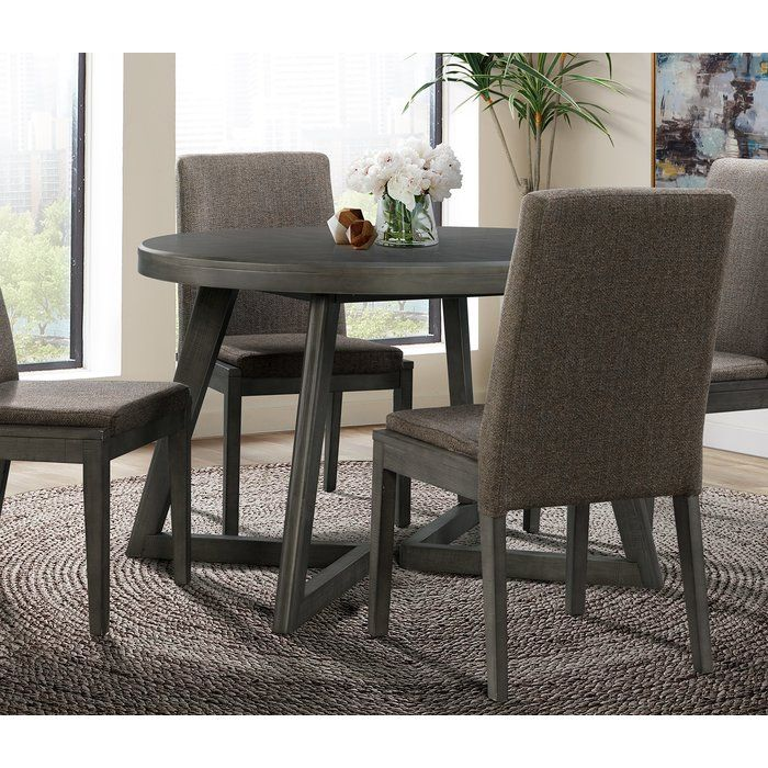 Bayle Solid Wood Dining Table Solid Wood Dining Table Dining