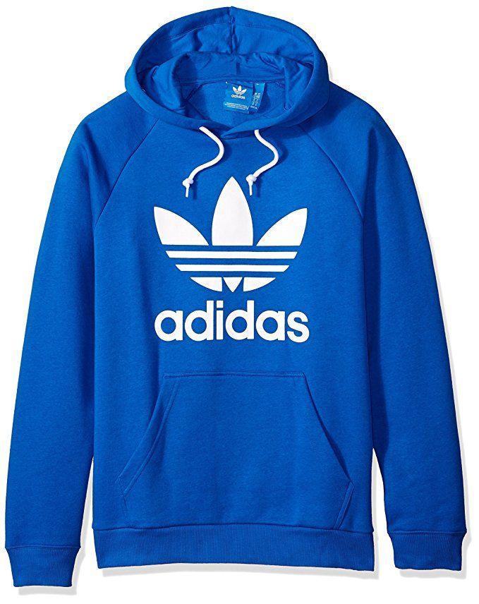 34b7e26f2555 Affiliate  Amazon.com  adidas Men s Trefoil Hoodie  Clothing  Adida ...
