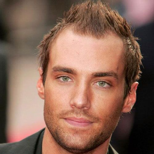 Men's Haircuts For Receding Hairline