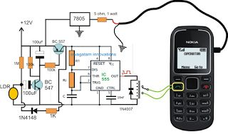 "In this post we discuss a simple laser GSM call alert security circuit which immediately calls the master as soon as an intruder is detected through a laser beam interruption. The idea was requested by Mr. Roldan. The Request Good day to you sir swagatam, I am roldan from Philippines 35 years of age. I … Continue reading ""Laser Activated GSM Call Alert Security Circuit for Home"""