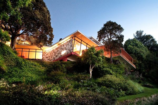 Hotel Antumalal - Pucon, Chile   The Lake District