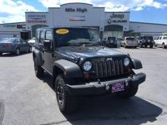 2008 Jeep Wrangler Unlimited Rubicon #cars #usedcars #autosales