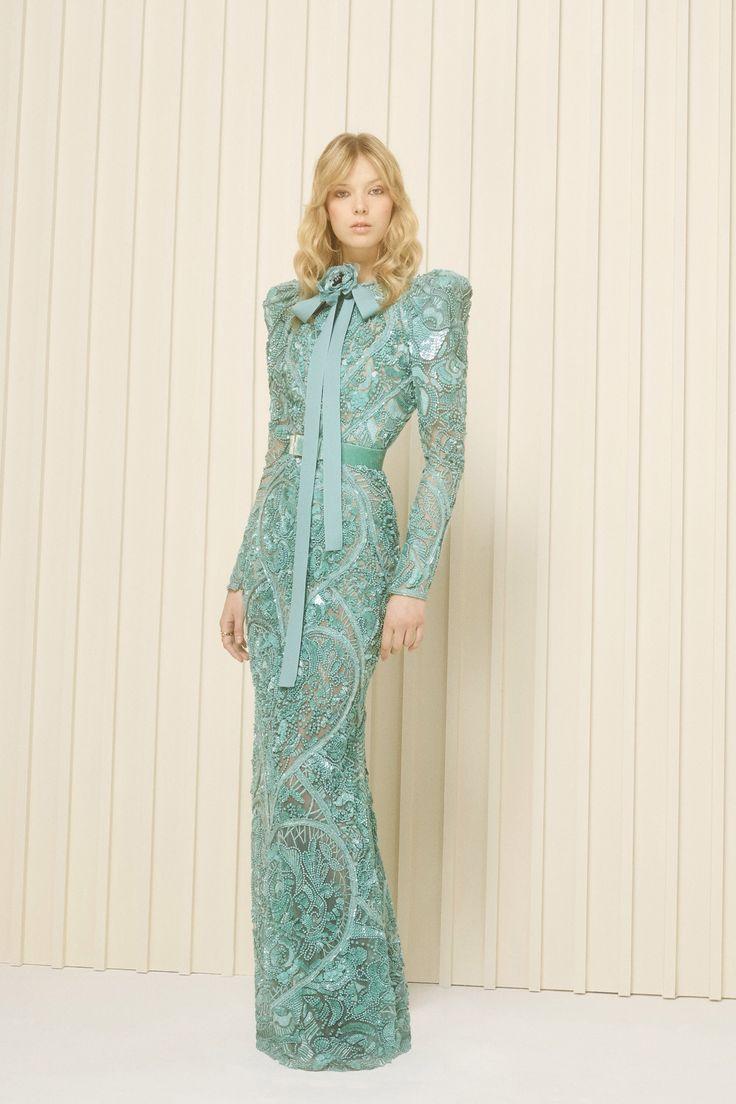 Mejores 149 imágenes de Elie Saab en Pinterest   Desfile de moda ...