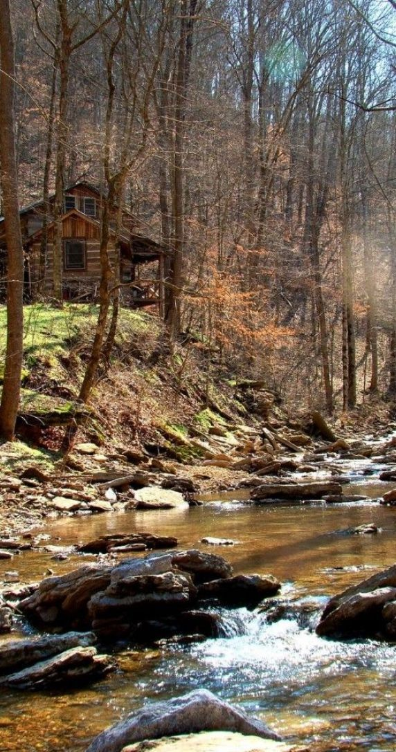 Kleines Haus im Wald Maine Kleines Haus im Wald Maine Petite Maison Dans Le … …