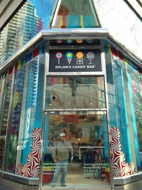 Reviews of Kid-Friendly Attraction | Dylan's Candy Bar, New York City, New York | MiniTime