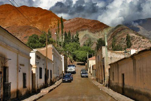 worldheritagesites: Purmamarca, Cerro de los Siete Colores - Argentina