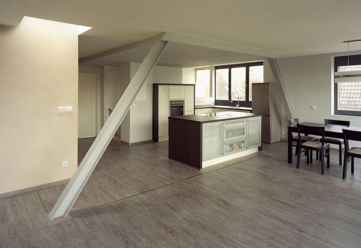 Die Offene Küche   Haus Vannauer   Umbau Und Aufstockung Eines   Esszimmer  Leutkirch