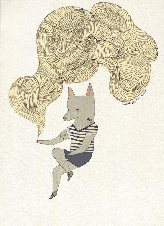 Luisa Possas Illustrations