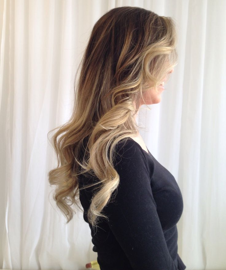 By My Reis Salon Exeter Nh By Lisa Ombr 233 Blonde Our