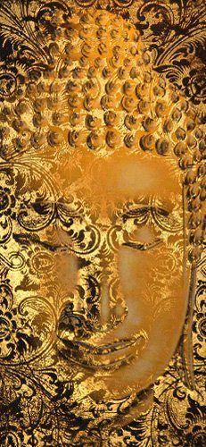 golden Buddha,