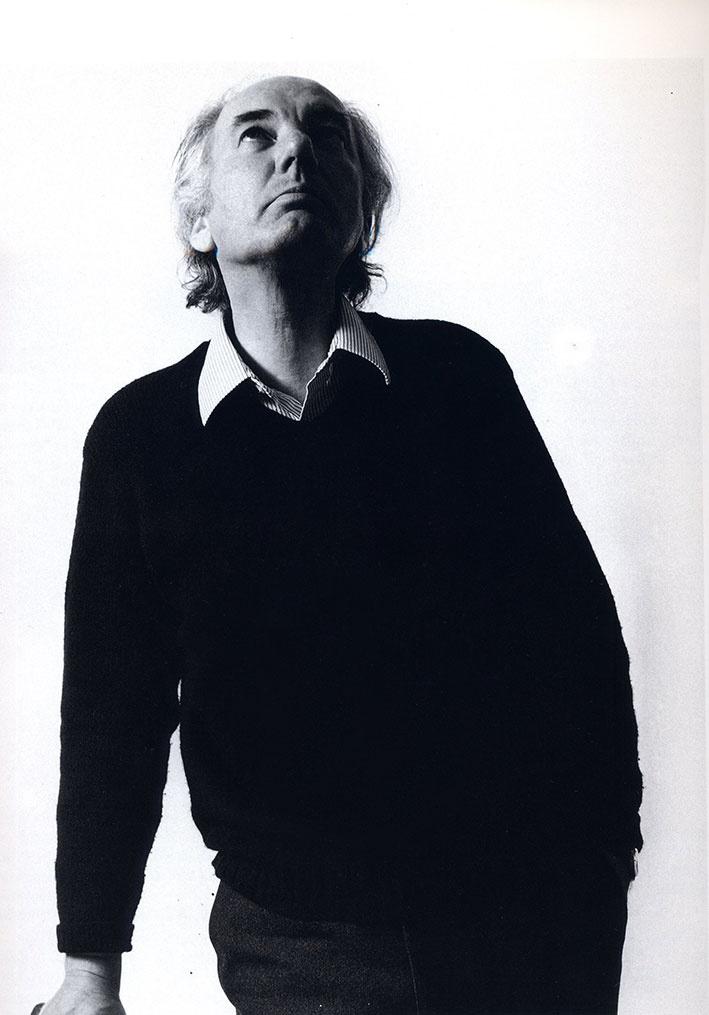 Thomas Bernhard (February 9, 1931 - February 12, 1989) German stagewriter, writer and dramatizer.