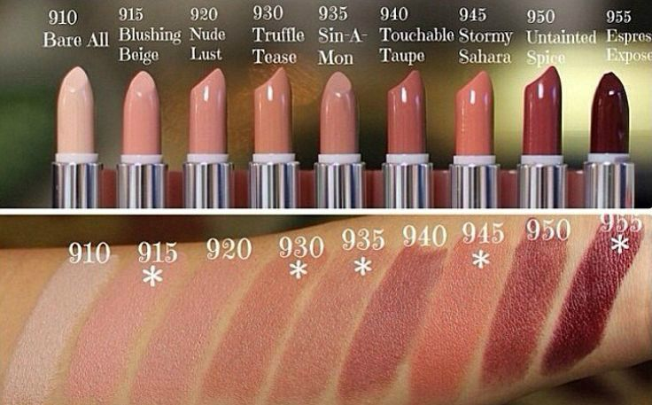 Maybelline - Color Sensational Buff swatch